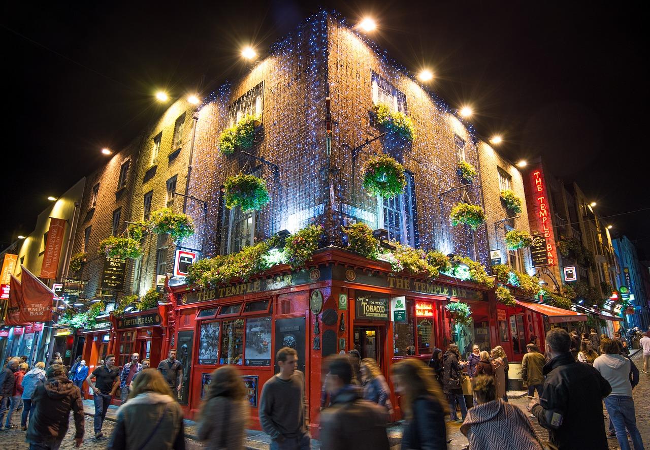 stadtreise Dublin