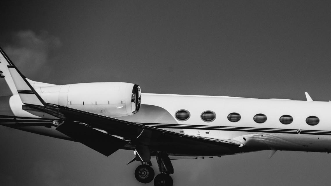 Mit dem Business Jet zum Geschäftstermin