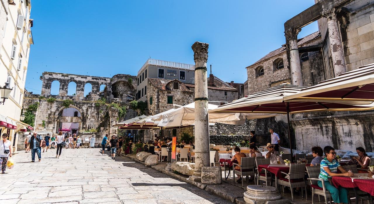 Städtereise nach Split